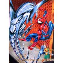 Spider Man Verdugo De Arañas / Marvel Comics Pepsi Cards 60