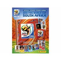 Estampas Panini Futbol Album Sudafrica 2010 Nuevas