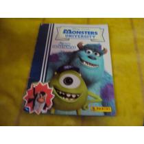 Album Monster Inc University