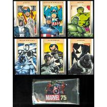 2014 Marvel 75 Anniversary Set Base 90 Tarjetas