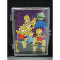 Colección Completa Tarjetas Simpsons 10° Aniversario (o )(o)
