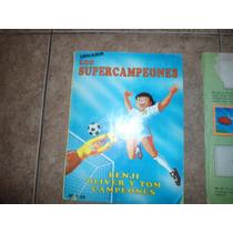 2 Album Super Campeones Por El Mismo Precio