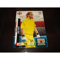Joe Hart Euro 2012 Adrenalyn Panini