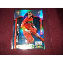 Ricardo Quaresma Fan´s Favourite Euro 2012 Adrenalyn Panini