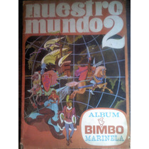 Album Nuestro Mundo 2 De Bimbo Marinela