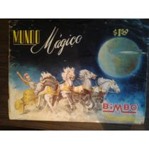 Album Completo De Mundo Magico Bimbo Marinela