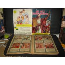 Album Los Diez Mandamientos Cecil B D, Completo 210 Estampas