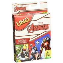 Juego Marvel Avengers Tarjeta Uno