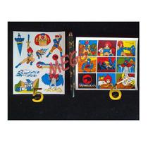 Thundercats Calcomanías Stickers 80