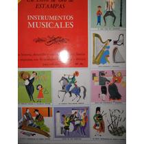 Album Un Libro De Oro De Estampas ( Instrumentos Musicales)