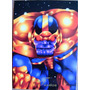 Thanos / Marvel Comics Pepsi Cards 23 / Tarjetas