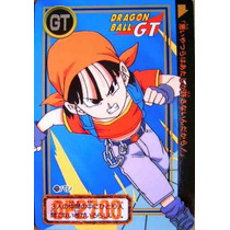 Pam / Dragon Ball Gt / Anime / Cards Y Tarjetas