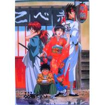 Samurai X / Tarjetas Y Cards / Anime / Manga