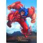 Warpath / Marvel Comics Pepsi Cards / Tarjetas