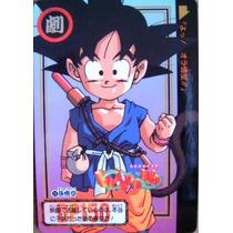 Son Goku / Dragon Ball / Anime / Cards Y Tarjetas