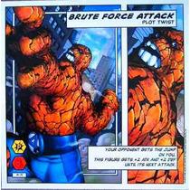 La Mole / Marvel Comics / Cards Y Mega Tarjetas Showdown