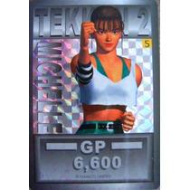 Tekken / Tarjetas O Cards / Street Fighter / Anime / Manga