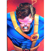 Cyclops / Marvel Comics Pepsi Cards / Tarjetas