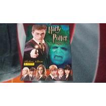 Harry Potter Y La Orden Del Fenix Album Nuevo Panini