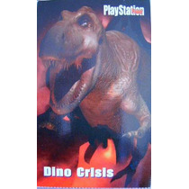 Dino Crisis / Playstation Cards / Comics