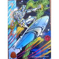 Silver Sulfer / Marvel Comics Universe 94 Cards 155