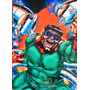 Spider Man Dr Pulpo / Marvel Comics Pepsi Cards 9 / Tarjetas