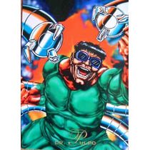 Spider Man Dr Pulpo / Marvel Comics Pepsi Cards 9 / Tarjetas