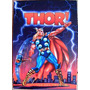 Thor Dios Del Trueno / Marvel Comics Pepsi Cards 4 / Tarjeta