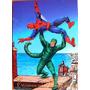 Spider Man Escorpion / Marvel Comics Pepsi Cards12 / Tarjeta