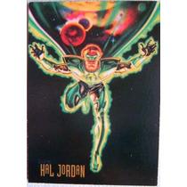 Hal Jordan / Dc Comics Pepsi Cards 88 / Tarjetas