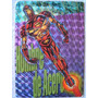 Iron Man / Marvel Comics Pepsi Cards Prisma 9 / Tarjetas