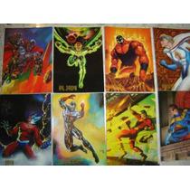 Pepsi Cards Dc Universe Liga De La Justicia 1995