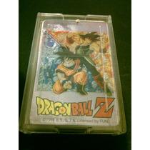 Dragon Ball Z Juego De Cartas Naipes Baraja Deck