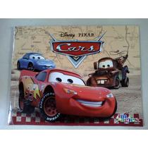 Cars Albun De Estampas Disney Pixar Imagics Usado