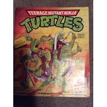 Album Tortugas Ninja Lleno