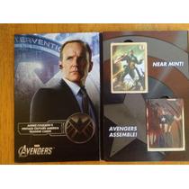 Tarjetas Efx Prop Marvel Avengers Captain America Coulson