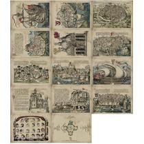 14 Postales El Reino Misterioso