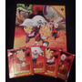 Album Completo Dragon Ball Z Warriors De Panini