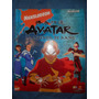 Album De Estampas Avatar La Leyenda De Aang ( Incompleto )