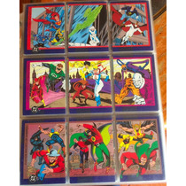 Dc Comics 1993 Skybox Set Completo 150 Tarjetas Como Nuevas