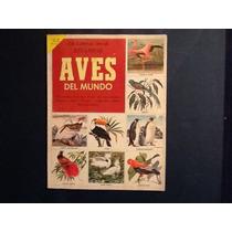 Album Un Libro De Oro De Estampas Aves Del Mundo Completo
