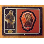 Especial Parche Chewbacca2 Topps Star Wars The Force Awakens