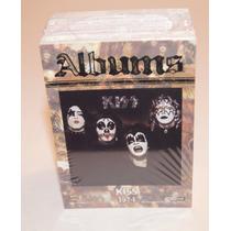 Kiss Tarjetas Colección 360 Grados Completa 90 Cards