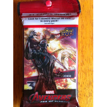 Tarjetas Avengers Age Of Ultron Ghost Rider 3 D Upper Deck