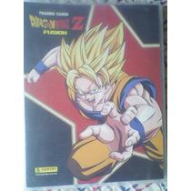 Dragon Ball Z Fusion -panini- Coleccion Completa