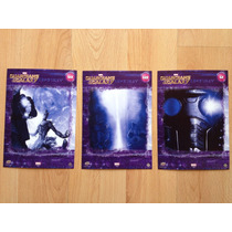 Set De 3 Tarjetas Gigantes Guardianes De La Galaxia Raras
