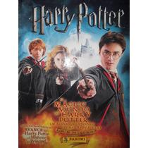 Album De Estampas El Mundo Mágico De Harry Potter
