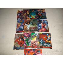 Marvel Vs Dc Tarjetas