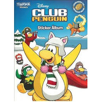 Album Completo Club Penguin Topps