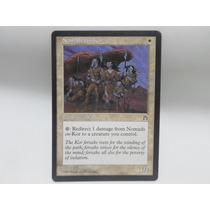 Mtg Magic The Gathering Nomads En-kor Stronghold Expans 1998